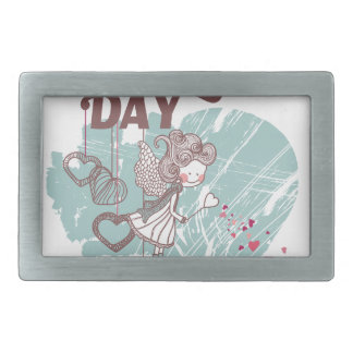 Twenty-sixth February - Tell A Fairy Tale Day Belt Buckles
