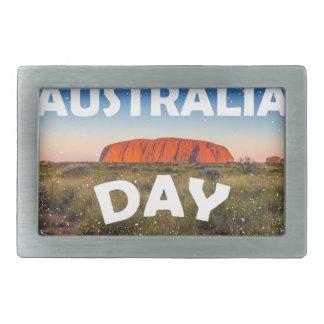 Twenty-sixth January - Australia Day Belt Buckles