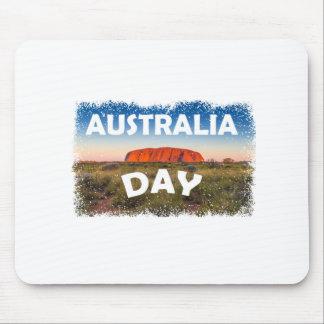 Twenty-sixth January - Australia Day Mouse Pad