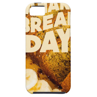 Twenty-third February - Banana Bread Day Case For The iPhone 5