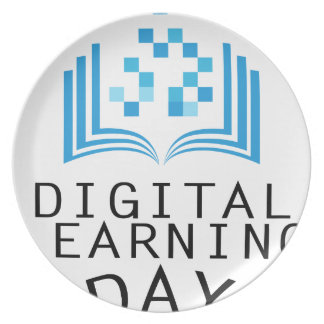 Twenty-third February - Digital Learning Day Party Plate