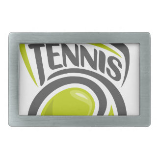 Twenty-third February - Play Tennis Day Belt Buckle