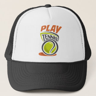 Twenty-third February - Play Tennis Day Trucker Hat