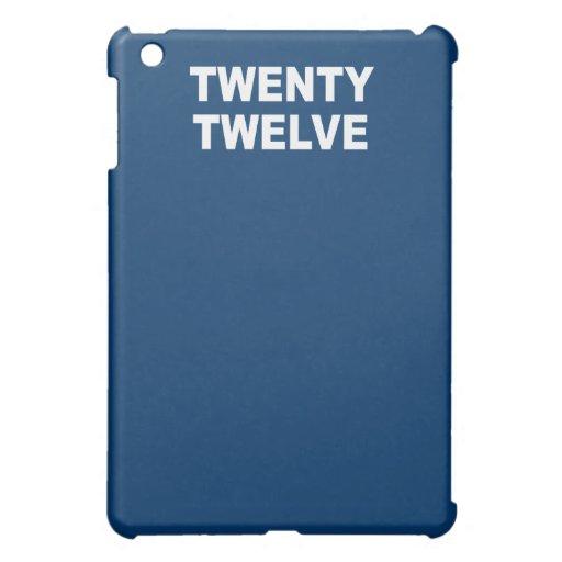 TWENTY TWELVE COVER FOR THE iPad MINI