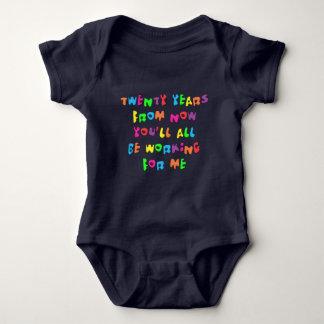 Twenty Years From Now Baby Bodysuit