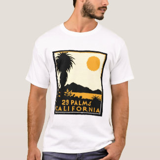 Twentynine Palms Tee Shirt
