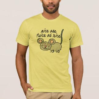 Twice As Nice Mice T-Shirt