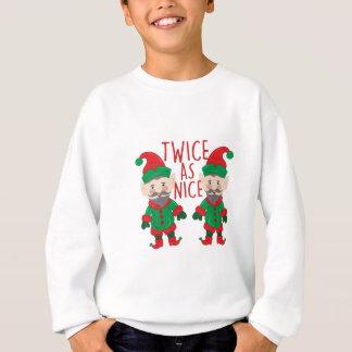 Twice As Nice Sweatshirt