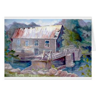 Twiddys Mill, Ontario Card