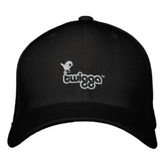 Twigga Icon FlexFit Hat Embroidered Baseball Caps
