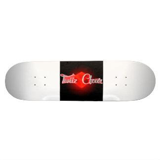 twiiz cfour skatebord custom skateboard