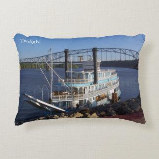 Twilight accent pillow