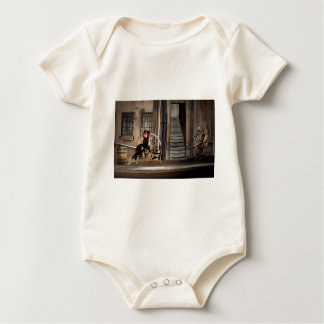 TWILIGHT ALLEY BABY BODYSUIT