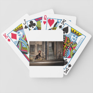 TWILIGHT ALLEY BICYCLE PLAYING CARDS