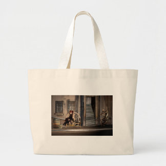 TWILIGHT ALLEY LARGE TOTE BAG