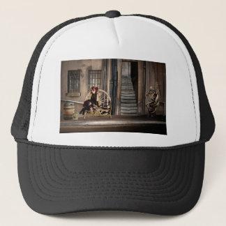 TWILIGHT ALLEY TRUCKER HAT