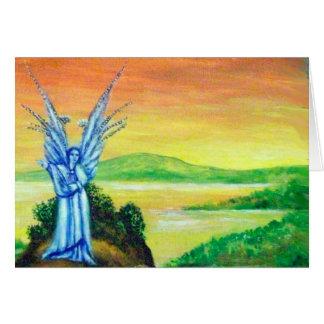 TWILIGHT ANGEL CARD