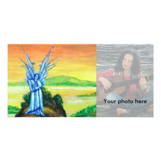 TWILIGHT ANGEL PHOTO CARD