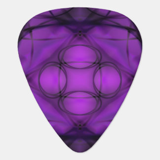Twilight Bloom Guitar Pick
