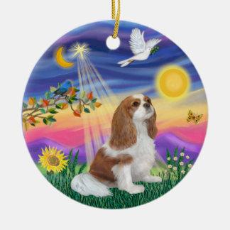 Twilight  - Cavalier (F3) Ceramic Ornament