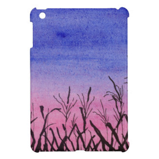 Twilight Corn Field Case For The iPad Mini