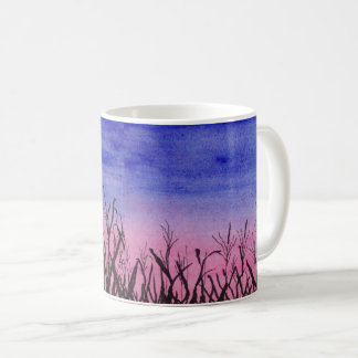 Twilight Corn Field Coffee Mug