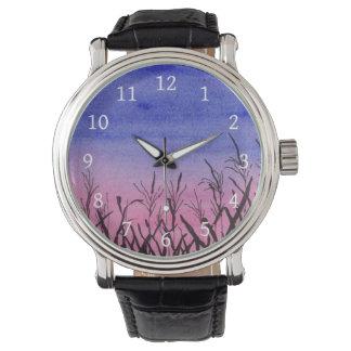 Twilight Corn Field Watch