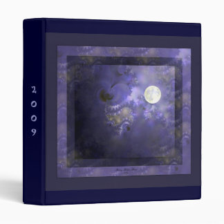 Twilight Dance Vinyl Binders