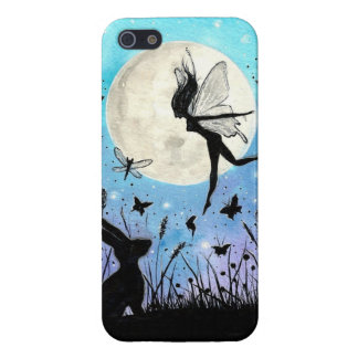 Twilight Faeries and hare iphone case iPhone 5 Cover