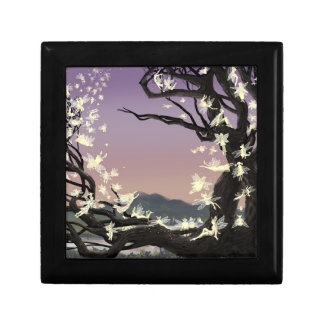 Twilight Faeries Jewelry Box