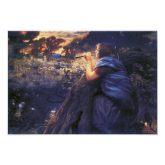 Twilight Fantasies Fine Art Print