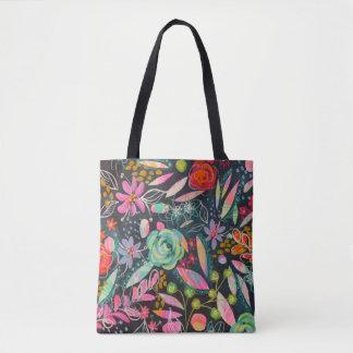 Twilight Garden Tote Bag