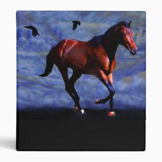 Twilight horse binder