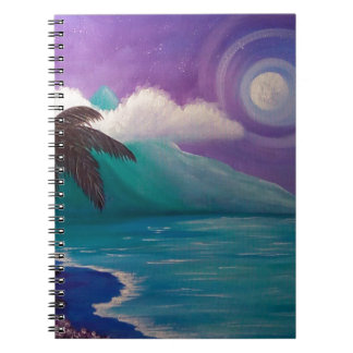 Twilight in Paradise Notebooks
