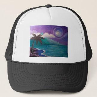 Twilight in Paradise Trucker Hat