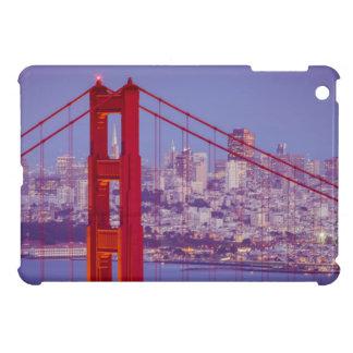 Twilight Over The Golden Gate Bridge iPad Mini Covers