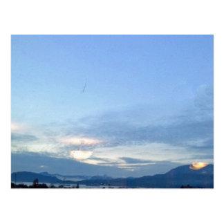 Twilight Phenomenon Postcard