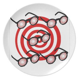 Twilight Sci-Fi Dinner Plates