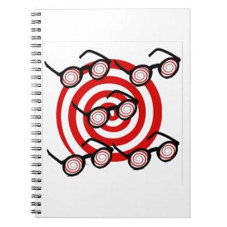 Twilight Sci-Fi Spiral Notebook