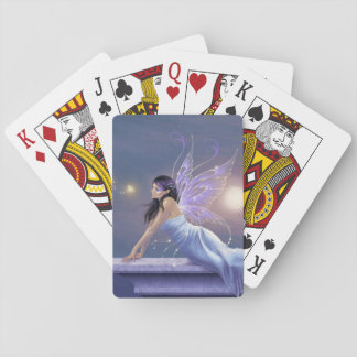 Twilight Shimmer Fairy Classic Playing Cards