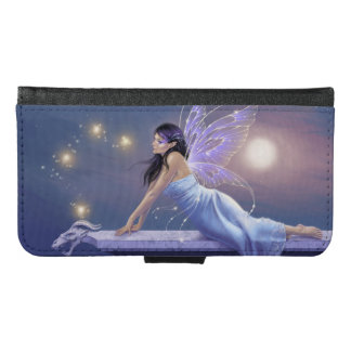 Twilight Shimmer Fairy Galaxy S6 Wallet Case