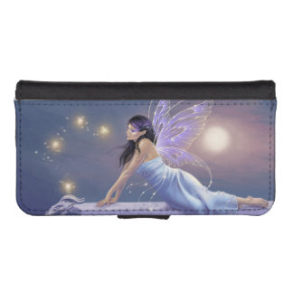 Twilight Shimmer Fairy iPhone Wallet Case
