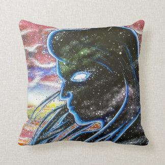 Twilight Silhouette Throw Pillow