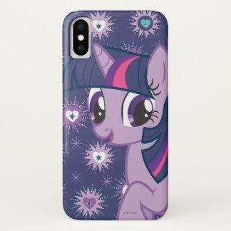 Twilight Sparkle 2 iPhone X Case