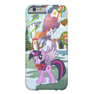 Twilight Sparkle Reindeer Barely There iPhone 6 Case