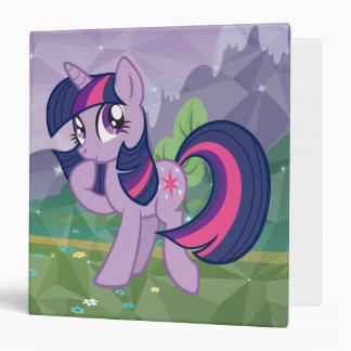 Twilight Sparkle Vinyl Binder