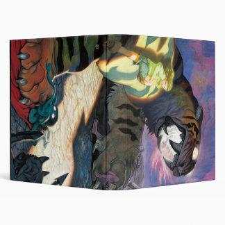 Twilight tiger for binder