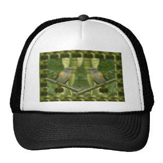 Twin American Wild Birds - Kids Fancy Fantasy Gift Hat