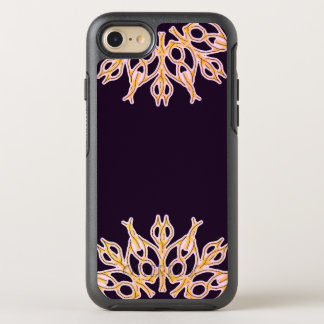 Twin Bloom ~ OtterBox Symmetry iPhone 8/7 Case
