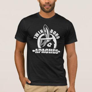 Twin Boro Apaches - Quality Black T Shirt